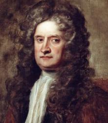 Исаак Ньютон и открытие в высшей математике