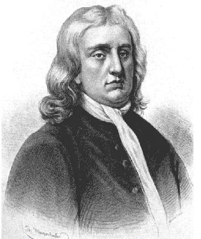 Ньютон и высшая математика